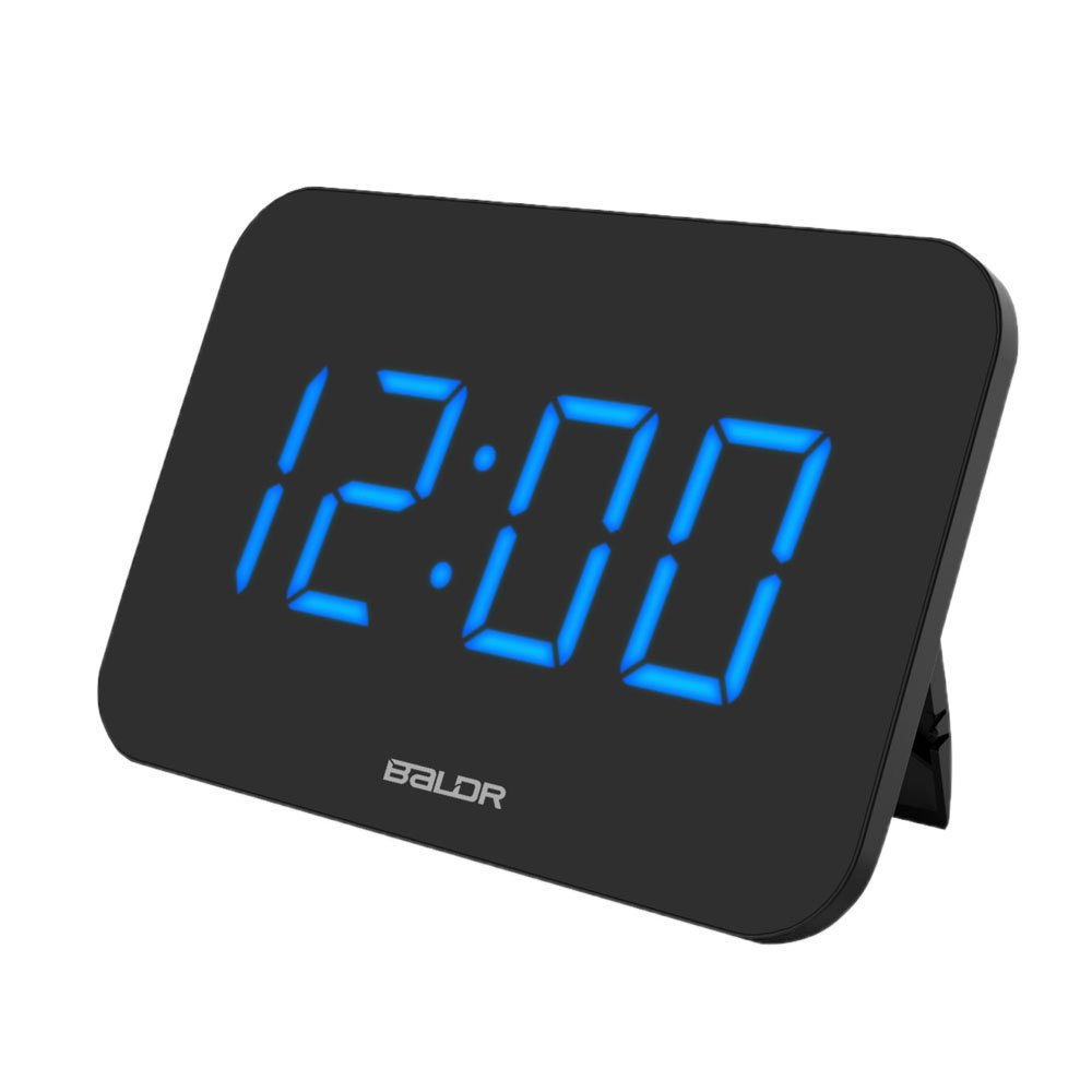 BALDR Table Clock Big Time Display