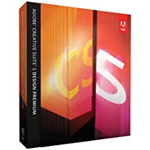 Adobe Creative Suite 5 Design Premium Upgrade from CS2/CS3 [Mac][OLD VERSION]