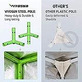 """VIVOSUN 48"""" x 48"""" x 80"""" Hydroponic Mylar Grow"""