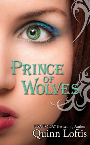 Prince Wolves Book Grey product image