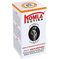 Sheth Brothers Komla Gutika - 120 Pills