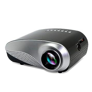 YL-light Proyector Digital LED LCD Mini Proyector casero HD ...