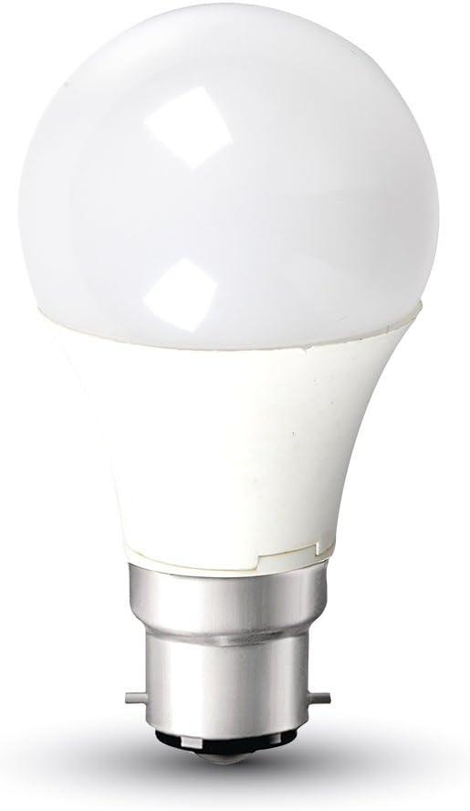 VT-1853 Thermoplastic -6000K 10W A60 E27 LED Bulb