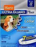 Hartz UltraGuard Plus Flea & Tick Collar For Dogs