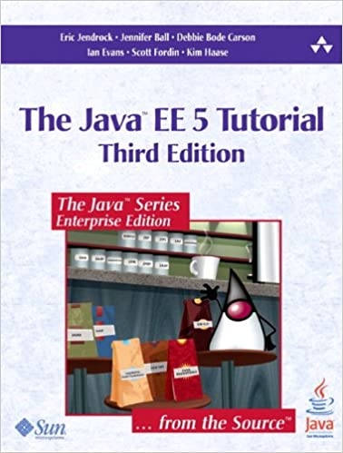Java ee server communications (the java ee 5 tutorial).