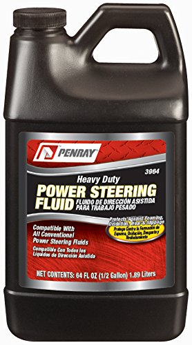 Penray 3964 Heavy Duty Power Steering Fluid - 64-Ounce Jug