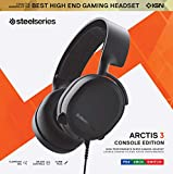 SteelSeries Arctis 3 Console - Stereo Wired