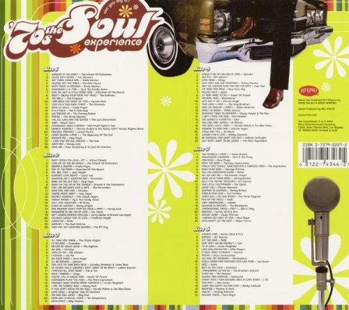 Can You Dig It? The '70s Soul Experience by Rhino