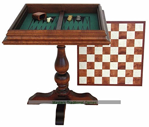 新作人気 Italfama Chess and Backgammon and Table B072MSG8TK (59cm) Italfama B072MSG8TK, 三好町:b9e7eb9e --- nicolasalvioli.com
