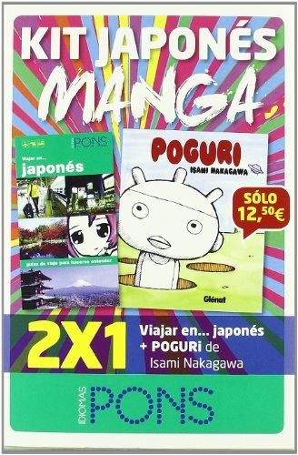 Kit Manga Japones por VVAA