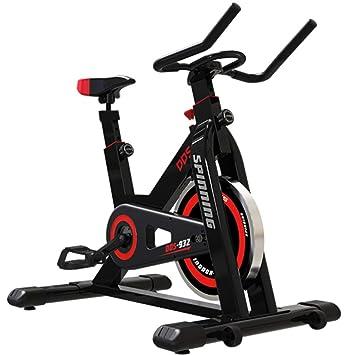 Lcyy-Bike Entrenadores De Bicicleta Manual De Resistencia Ajustable 6 Kg Volante Cardio Workout con