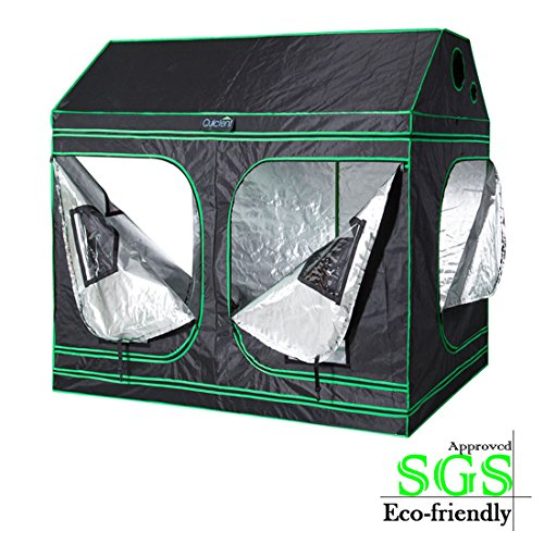 """Quictent SGS Approved Eco-friendly 96""""x48""""x71"""" Reflective..."""