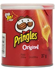 Pringles Original Potato Chips Can, 37 gram