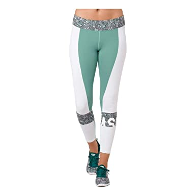 ce77ccd9c450 Amazon.com  ASICS 2032A245 Women s Liberty Print Tight Legging  Clothing