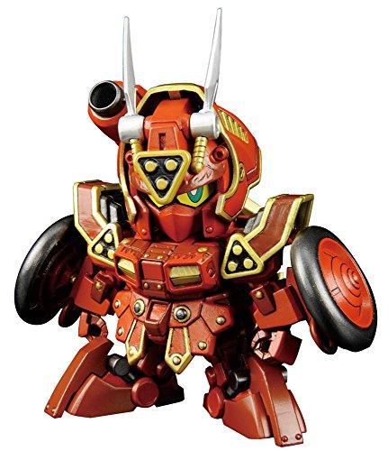 Bandai Hobby SDBF Red Warrior Kurenai Musha Amazing Action Figure