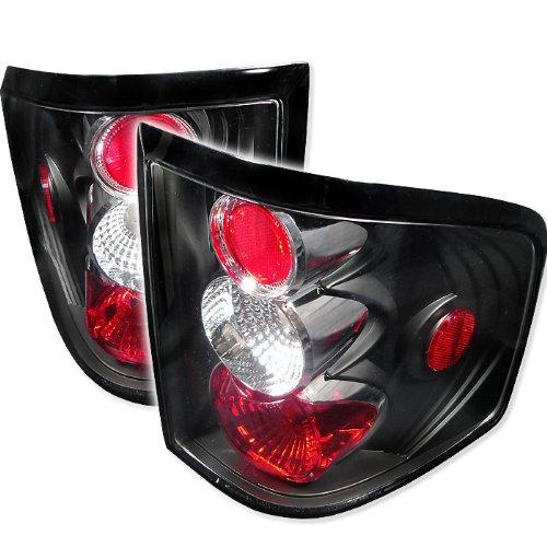 Auto Flareside (Spyder Auto Ford F150 Flareside Black Altezza Tail Light)