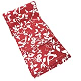 Napkins Cloth By Sheffield Home Set of 4 Red and White Bird