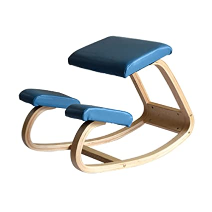 amazon com solid wood chairs sitting posture correction chair anti