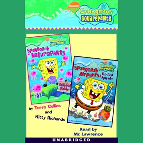 SpongeBob SquarePants: #7: SpongeBob Naturepants; #8: SpongeBob Airpants: The Lost Episode