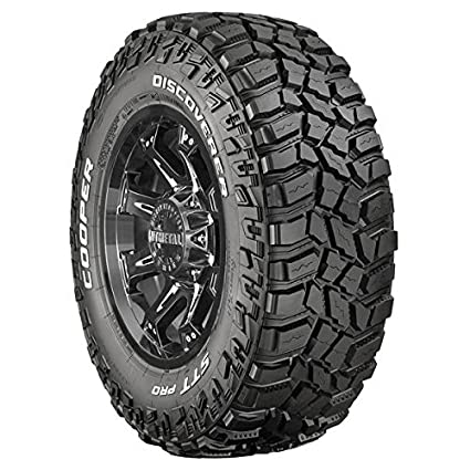 Amazon Com Cooper 90000023652 Discoverer Stt Pro All Terrain Radial