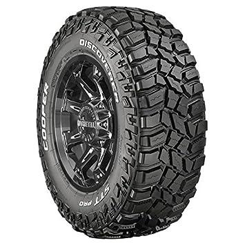 All Terrain Tires >> Amazon Com Cooper Discoverer Stt Pro All Terrain Radial Tire