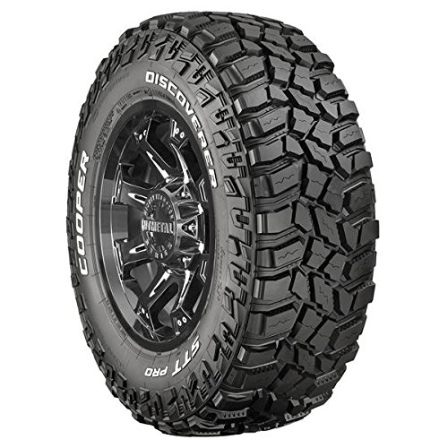 (Cooper Discoverer STT Pro all_ Season Radial Tire-35X12.5R20 121Q)
