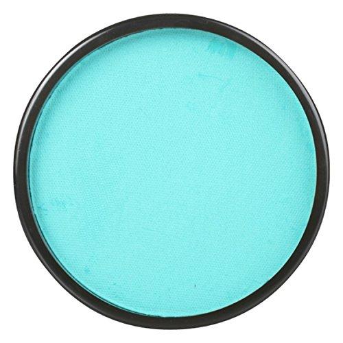 Mehron makeup paradise makeup aq face body paint teal for Pastel teal paint