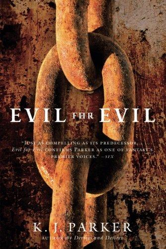 Evil for Evil (Engineer Trilogy)