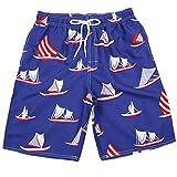 Mesh Beach Shorts, American Eagle Shorts for Men,Mens Beach Shorts 3XL,Men's Shorts Swim Trunks Quick Dry Beach Surfing Running Swimming Watershort