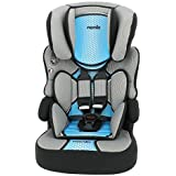MyCarSit High Back Booster Car Seat for Kids, 9 to 36 kg, Blue