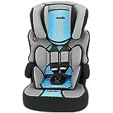 Nania Beline Group 1/2/3 Highback Booster Car Seat, Blue