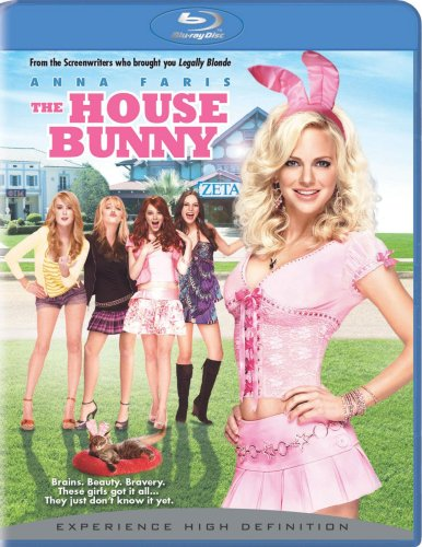 The House Bunny (+ BD Live) [Blu-ray]