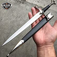 "13"" Medieval Stainless Steel Dagger German Style iCareYou Knife Blade w Sheath NEW 5017"""