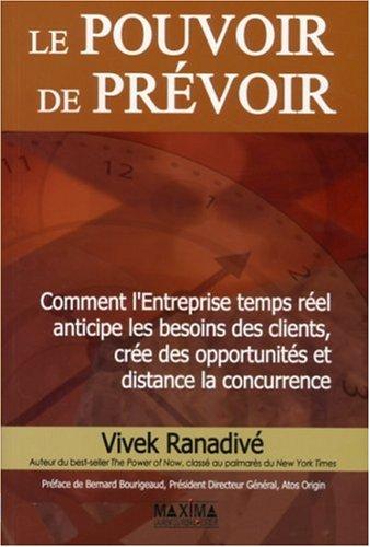 Download Le Pouvoir de Prévoir (French Edition) pdf