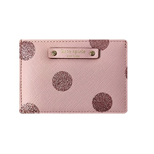 Kate-Spade-New-York-Graham-Haven-Lane-Pink-Glitter-Card-Holder-WLRU2692-drkbltslpr