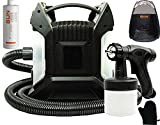 Sun Laboratories Sunless Spray Tan Machine - At Home Airbrush Tanning System with Tent, Solution + Mitt