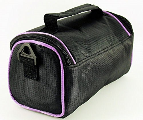 Jet with Trims l'épaule Hot Sac Trims Pink pour Porter Black Jet Black à TGC Electric Femme With à Noir Purple 8nFqSvCw
