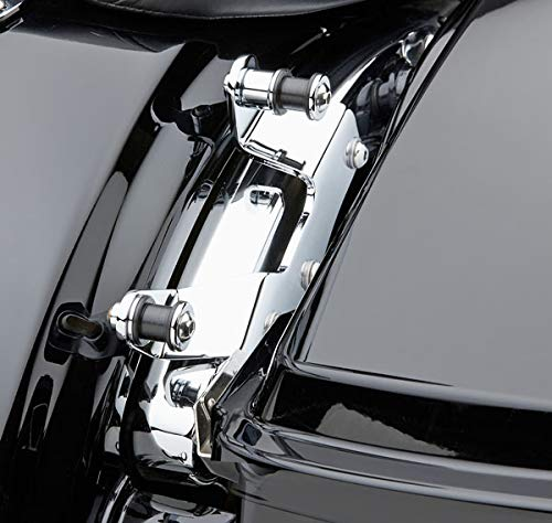 COBRA(コブラ) 14-19 ツーリングモデル対応 シーシーバードッキングキット クローム   B07P9P1PW3