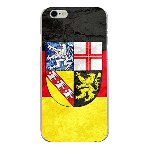 "Disagu Design Case Schutzhülle für Apple iPhone 6s Hülle Cover - Motiv ""Saarland"""