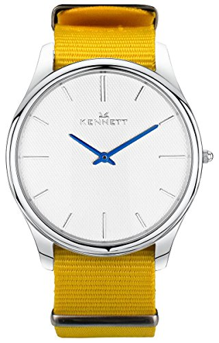 WhiteYellow-Kensington-Watch-by-Kennett