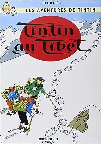 Tintin (tome 20) : Tintin au Tibet