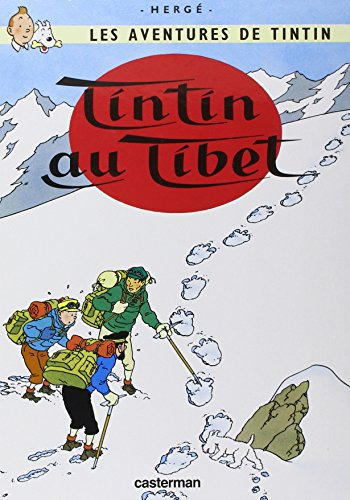 Tintin Au Tibet (French Edition) by Casterman, France