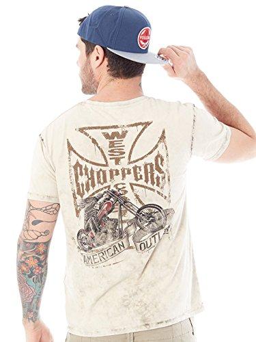 West coast choppers shirt xxl