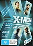 X-Men 5 Movie Collection DVD [including X-Men First Class]