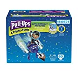 Pull ups Night-Time Training Pants, 3T-4T Boy Giga Pack, 60-Count