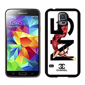 Fashionable Unique Designed Cover Case For Samsung Galaxy S5 I9600 G900a G900v G900p G900t G900w Phone Case 23 Black