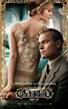 The Great Gatsby (2013) 27 x 40 Movie Poster Leonardo DiCaprio, Joel Edgerton, Tobey Maguire, Style B
