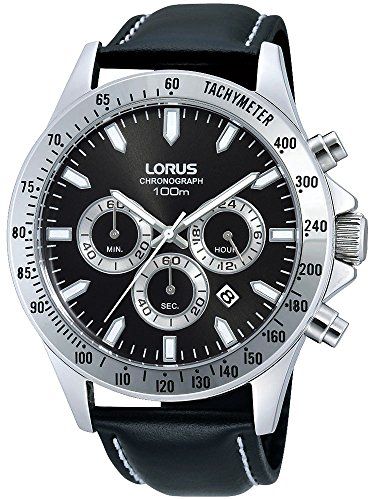 Lorus Watch 45mm Japan-movement Chronograph RT379DX9