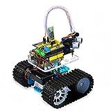 Keyestudio Bluetooth Mini Tank Robot Smart Car Kit