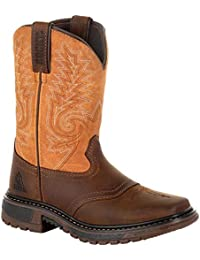 Kids' Ride FLX Western Boot